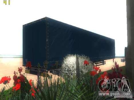 Nefaz-93341 trailer-10-07 for GTA San Andreas left view