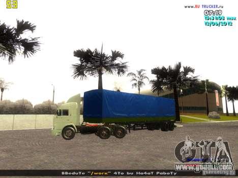 Nefaz 93344 for GTA San Andreas