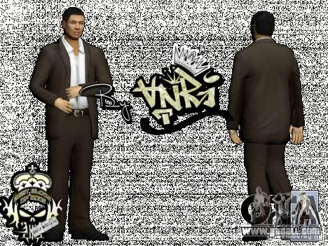 Pak skins for GTA San Andreas eleventh screenshot