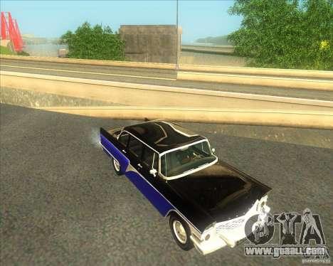 GAZ 13 Chaika for GTA San Andreas right view