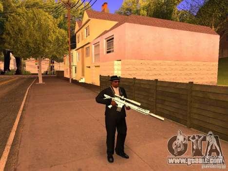 TeK Weapon Pack for GTA San Andreas forth screenshot