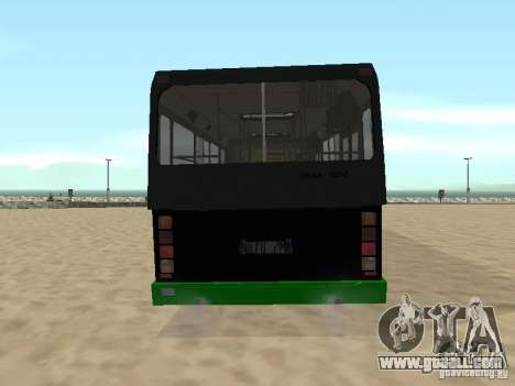 Trailer for Liaz 6212 for GTA San Andreas right view