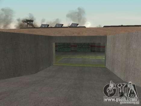 Open area 69 for GTA San Andreas
