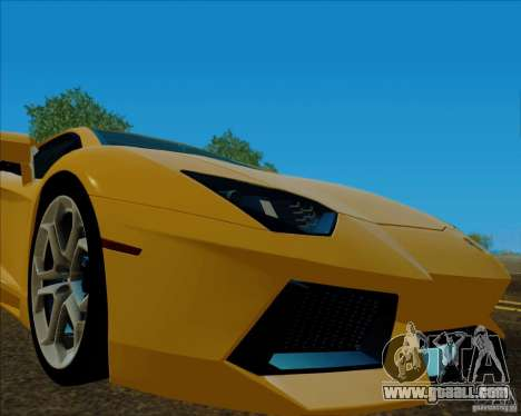 ENB v1.01 for PC for GTA San Andreas third screenshot