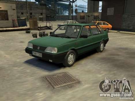 FSO Polonez for GTA 4