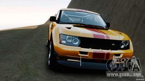 Bowler EXR S 2012 for GTA 4
