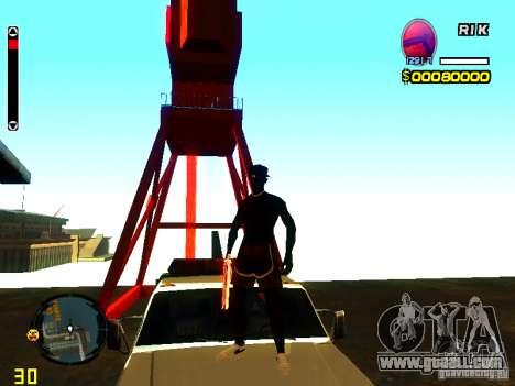 New Skin Beach for GTA San Andreas