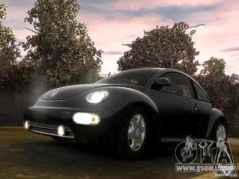 Volkswagen Beetle for GTA 4