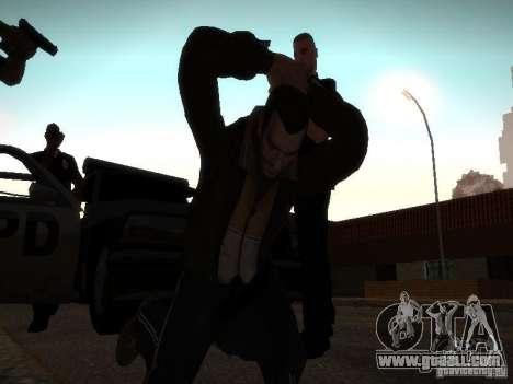 Niko Bellis New Stories for GTA San Andreas second screenshot