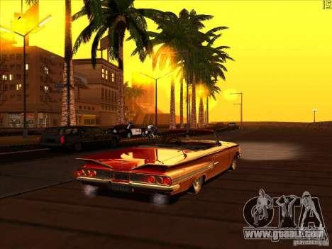 ENBSeries v1.6 for GTA San Andreas second screenshot