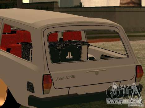 GAZ Volga 310221 for GTA San Andreas back left view