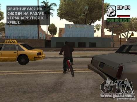 Niko Bellic for GTA San Andreas eighth screenshot