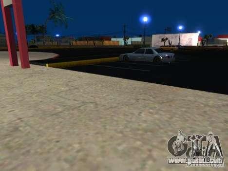 Concert of the AK-47 v 2.5 for GTA San Andreas second screenshot
