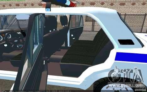 Vaz 2105 PPP Zhiguli for GTA San Andreas