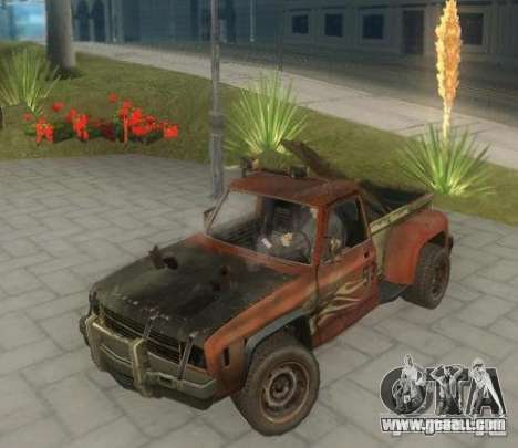 Roamer from FlatOut2 for GTA San Andreas