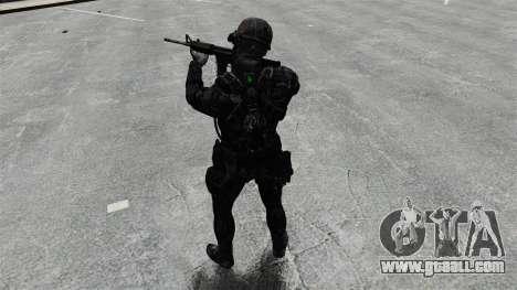 Sam Fisher v10 for GTA 4 fifth screenshot