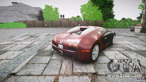Bugatti Veyron 16.4 v3.0 2005 [EPM] Machiavelli for GTA 4 side view
