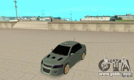 DRIFT CAR PACK for GTA San Andreas