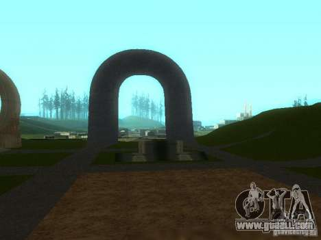 Ekstrimalov Park for GTA San Andreas sixth screenshot