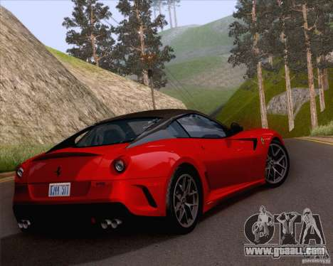ENBSeries by ibilnaz v 3.0 for GTA San Andreas forth screenshot