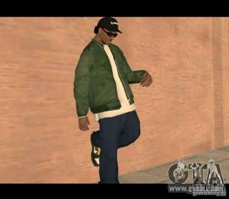 Family Skins Pack for GTA San Andreas