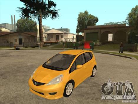 Honda Jazz (Fit) for GTA San Andreas