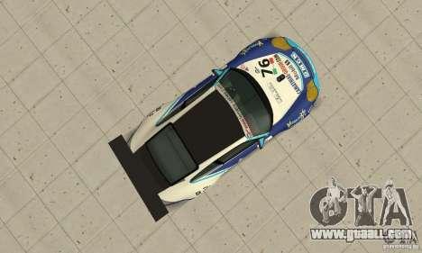 Porsche 911 Le GRID for GTA San Andreas right view