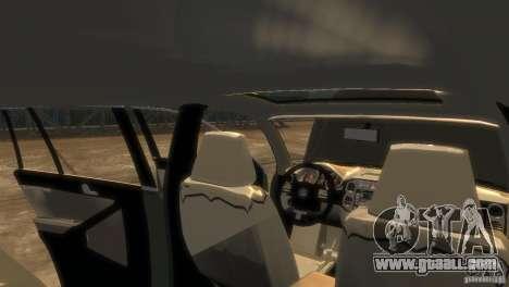 Volkswagen Tiguan for GTA 4 back view