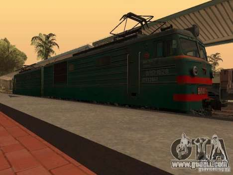 Vl10-1628 for GTA San Andreas back left view