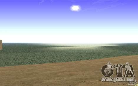 HD Water v2.0 for GTA San Andreas