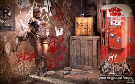 Menus and loading screens RAGE for GTA San Andreas second screenshot
