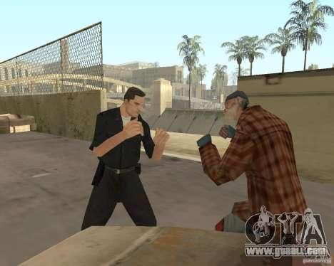 Crazy bums for GTA San Andreas