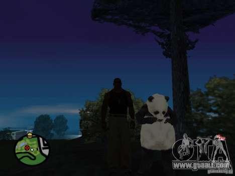 Animals in GTA San Andreas 2.0 for GTA San Andreas forth screenshot