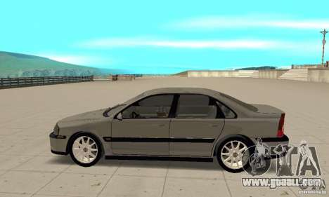 Volvo S80 1999 for GTA San Andreas left view