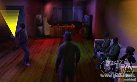 GTA SA Enterable Buildings Mod for GTA San Andreas eleventh screenshot