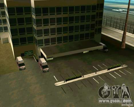 Parked vehicles v2.0 for GTA San Andreas seventh screenshot