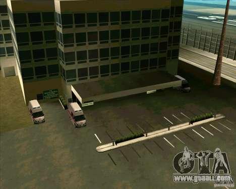 Parked vehicles v2.0 for GTA San Andreas seventh screenshot