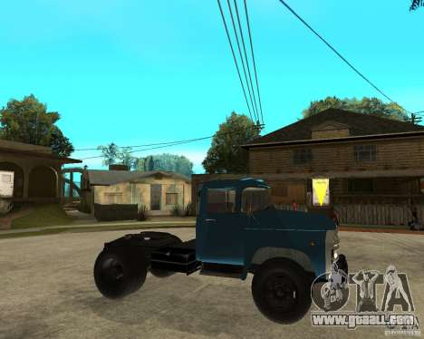 ZIL 130B1 for GTA San Andreas right view