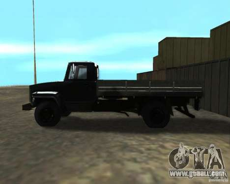 GAZ 3309 for GTA San Andreas right view