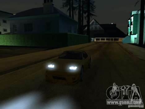 La Villa De La Noche v 1.1 for GTA San Andreas second screenshot