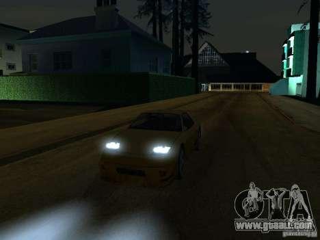 La Villa De La Noche v 1.1 for GTA San Andreas second screenshot