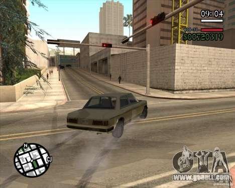 New pragmatic management for GTA San Andreas