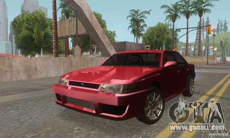 New Sultan HD for GTA San Andreas