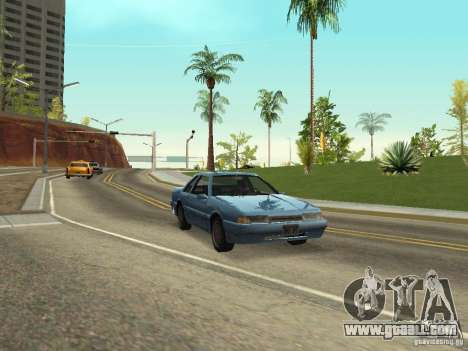 ENBSeries by Sashka911 for GTA San Andreas sixth screenshot