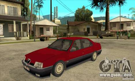 Alfa Romeo 164 for GTA San Andreas