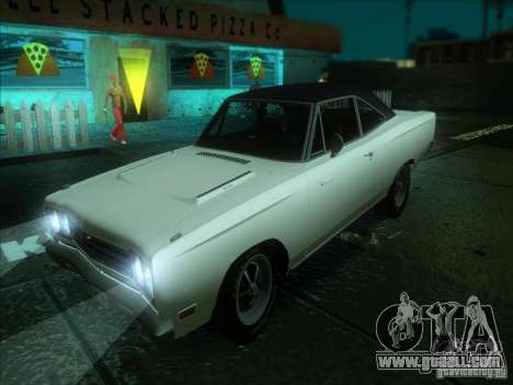 Plymouth Roadrunner 440 for GTA San Andreas