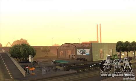 BUSmod for GTA San Andreas fifth screenshot