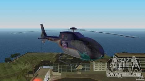 Eurocopter Ec-120 Colibri for GTA Vice City left view