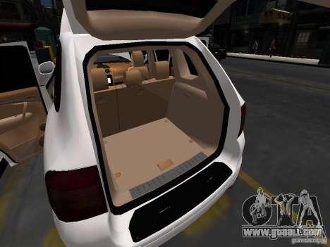 Porsche Cayenne Turbo 2003 v.2.0 for GTA 4 engine