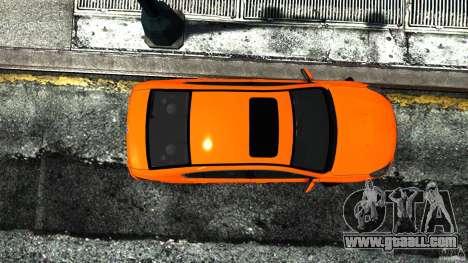 Subaru Legacy B4 for GTA 4 right view